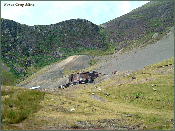 force crag mine
