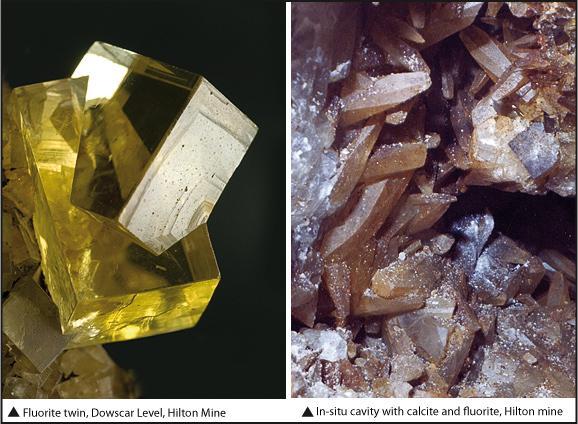 Hilton minerals