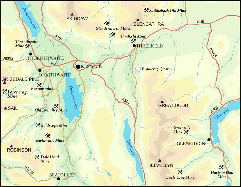 Lake District - Steetley Minerals